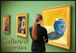 Gallery of Favorites