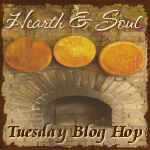 Hearth and Soul blog hop at Premeditated Leftovers