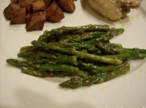 Fast and Easy Asparagus Recipe