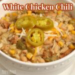 homemade white chicken chili recipe