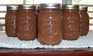 Sugar-free applesauce recipe