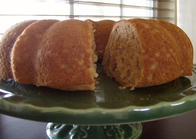 Easy Applesauce Cake Using Cake Mix