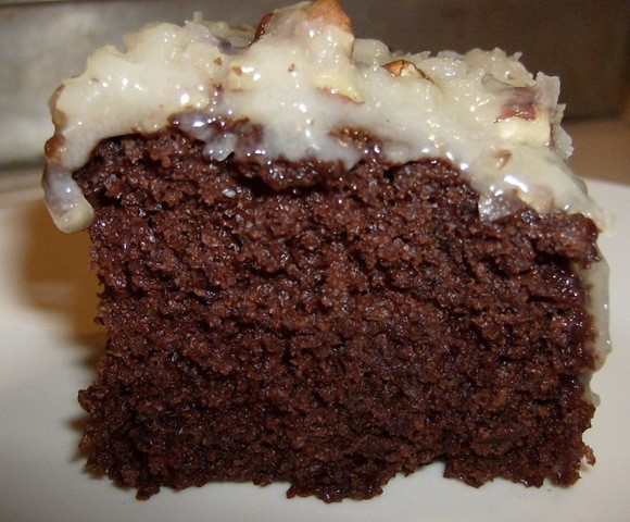 Recipes with leftover chocolate cake