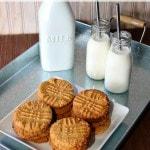 easy 3 ingredient peanut butter cookies recipe