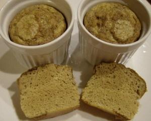 Sweet potato egg puffs - gluten-free recipe