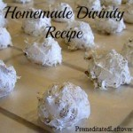 How to Make Divinity – Recipe with Picture Tutorial