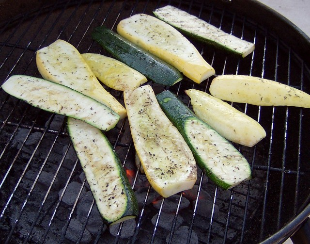 Tips for grilling squash, eggplant, and potatoes