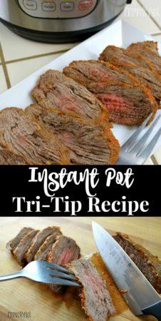 Easy Instant Pot Tri-Tip Recipe