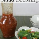 Homemade Catalina Salad Dressing Recipe