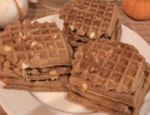 Gluten-Free-Pumpkin-White-Chip-Waffle-Cookie-Recipe