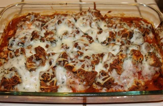 Baked Chicken Parmesan (640x418)