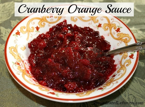 cranberry orange sauce cranberry orange sauce recipe 31085
