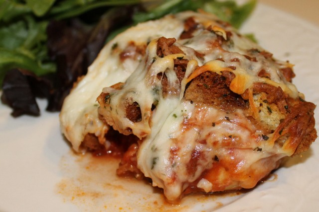Chicken Parmesan Recipe Using Shake And Bake
