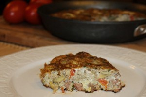Artichoke-and-Steak-Frittata-640x429