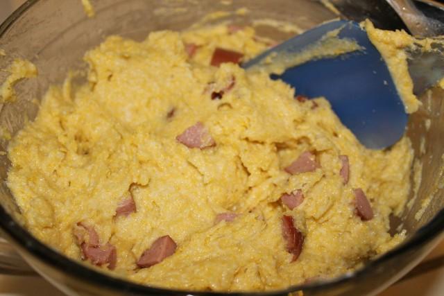 Corndog Muffin Dough gluten-free dairy-free