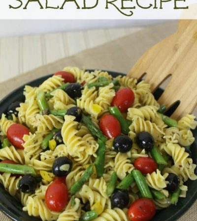 Asparagus and Pasta Salad Recipe