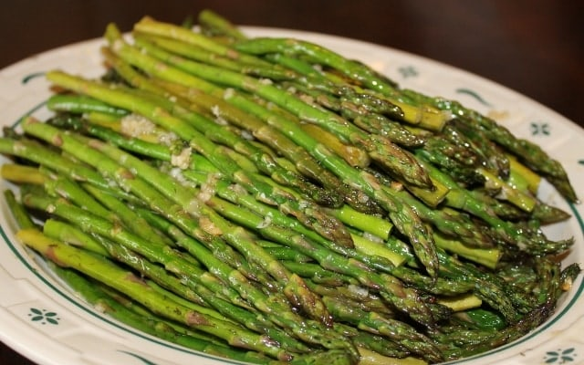roasted asparagus asparagus harbinger note to oven roasted asparagus ...