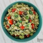Easy Quinoa and Avocado Salad Recipe
