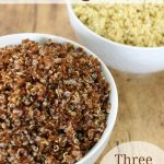 How to Cook Quinoa – 3 Easy Methods