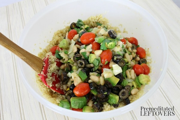 Quinoa and Avocado Salad Recipe