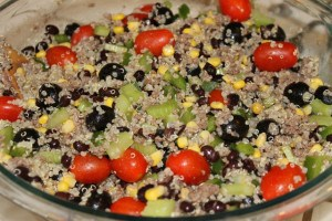 Southwest Quinoa Salad Recipe