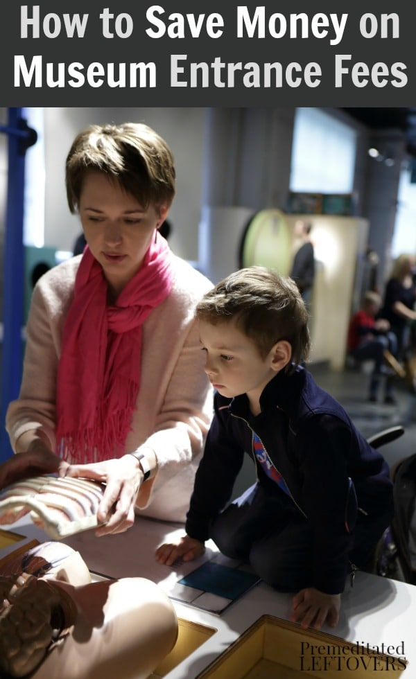 The cost of museums can add up. Especially if you have a large family. Here are some tips for How to Save Money on Museum Entrance Fees.
