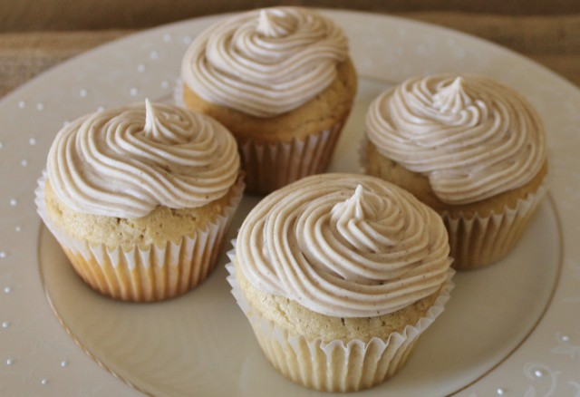 Chai Spiced Icing with diary-free options