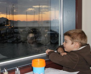 Vacationing with children of varying ages