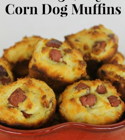 Gluten-free corn dog muffins recipe