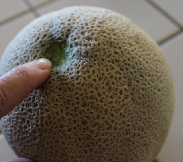 How to Choose a Good Cantaloupe