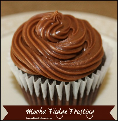 Mocha Fudge Frosting Recipe