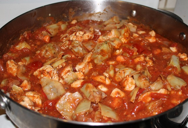 Sonoma Chicken And Pasta Recipe
