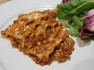 Fast and Easy Skillet Lasagna recipe