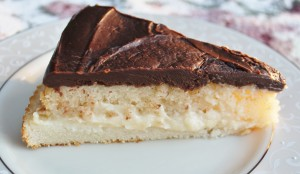 Gluten-free Boston Cream Pie Recipe