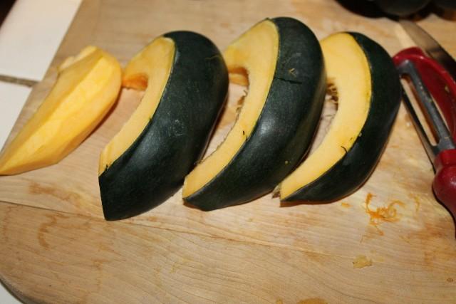 How to prepare Acorn Squash