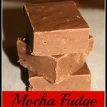 Easy Mocha Fudge Recipe using Instant Expresso
