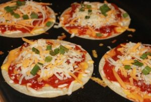 How to Make Pizza Quesadillas