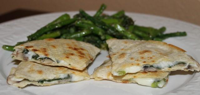 Fast and Easy Quesadilla recipe