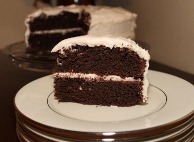 Alea's Gluten-Free Dairy-Free Chocolate Cake Recipe