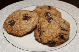 Gluten-Free Oatmeal Cranberry Cookies (400x267)
