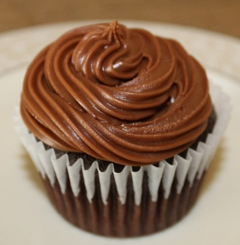 Mocha Fudge Frosting Recipe - Add leftover coffee to chocolate recipes to create mocha recipes