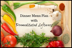 How to Create a Menu Plan - Tips for creating a menu plan