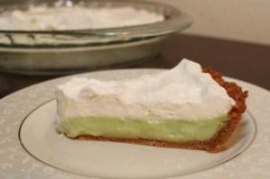 Key Lime Pie with Gluten-Free Graham Cracker Pie Crust