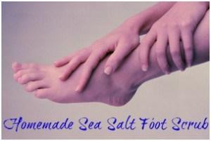 homemade-peppermint-sea-salt-foot-scrub