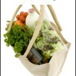 Naturally Frugal Tip: 4 Ways to Make Reuseable Grocery Bags