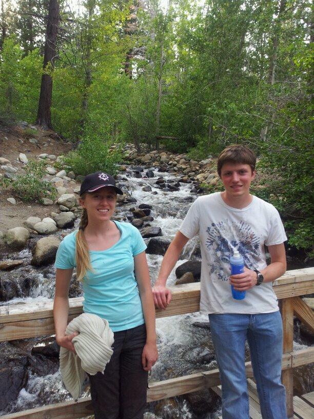Day Hikes near Reno - Galena Creek Trail