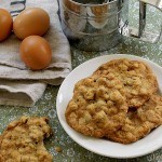 Oatmeal Cookies by Yesterfood