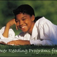 Summer Reading Programs for Kids