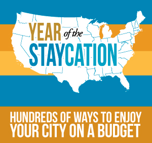 staycations on a budget