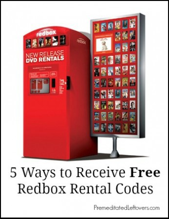 A list of free Redbox rental codes, where to more Free Redbox Rental Codes and how to have them sent to you